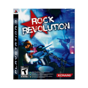 Rock Revolution Video Game for Sony PlayStation 3