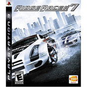 Ridge Racer 7 Video Game for Sony PlayStation 3