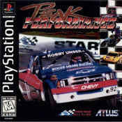 Peak Performance Video Game for Sony PlayStation