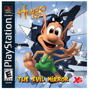 Hugo The Evil Mirror Video Game for Sony PlayStation