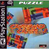 Crossroad Crisis Video Game for Sony PlayStation