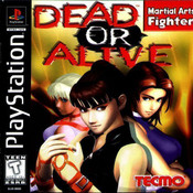 Dead or Alive Video Game for Sony PlayStation