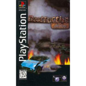 Destruction Derby Long Box Video Game for Sony PlayStation