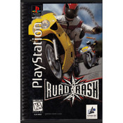 Road Rash Long Box Video Game for Sony PlayStation