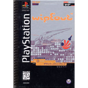 Wipeout Long Box Video Game for Sony PlayStation