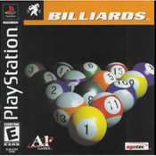 Billiards Video Game for Sony PlayStation