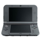 Nintendo 3DS XL Gen 2 Black with Charger