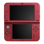 Nintendo 3DS XL Gen 2 Red with Charger