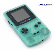 GameBoy Color System Ice Blue - Import