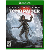 Rise of the Tomb Raider Video Game for Microsoft Xbox One