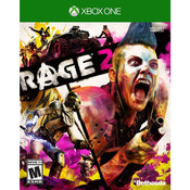 Rage 2 Video Game for Microsoft Xbox One