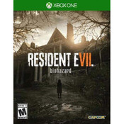Resident Evil Biohazard Video Game for Microsoft Xbox One