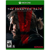 Metal Gear Solid V The Phantom Pain Video Game for Microsoft Xbox One