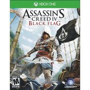Assassin's Creed IV Black Flag Video Game for Microsoft Xbox One