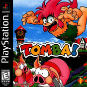 Tomba! Video Game for Sony PlayStation
