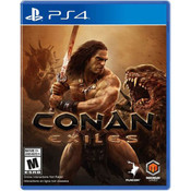 Conan Exiles Video Game for Sony PlayStation 4