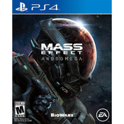 Mass Effect Andromeda Video Game for Sony PlayStation 4
