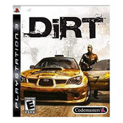 Dirt Video Game for Sony PlayStation 3