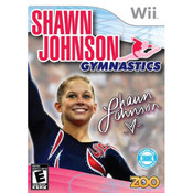 Shawn Johnson Gymnastics Video Game for Nintendo Wii