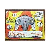 Glover - N64 Operation Card