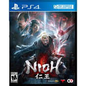 Nioh Video Game for Sony PlayStation 4