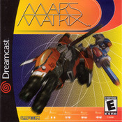Mars Matrix Video Game for Sega Dreamcast