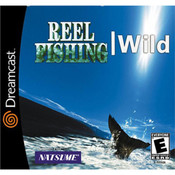 Reel Fishing Wild Video Game for Sega Dreamcast