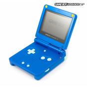 Game Boy Advance SP Rockman EXE 4 Tournament Edition w/Charger - Import