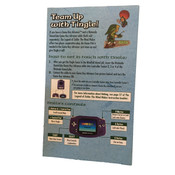 Team Up with Tingle! - GBA Operation Card