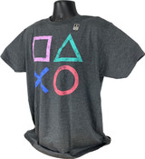 PlayStation Buttons - Officially Licensed T-Shirt