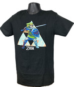 Legend of Zelda Black Triforce - Officially Licensed T-Shirt