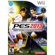 Pro Evolution Soccer 2013 Video Game for Nintendo Wii