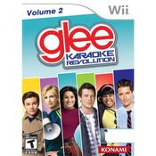 Glee Karaoke Revolution Volume 2 Video Game for Nintendo Wii
