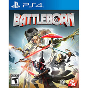 Battleborn Video Game for Sony PlayStation 4