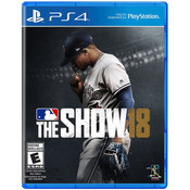 MLB 18 The Show Video Game for Sony PlayStation 4