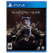 Middle Earth Shadow of War Video Game for Sony PlayStation 4