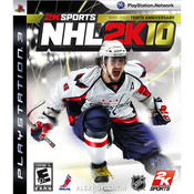 NHL 2K10 Video Game for Sony PlayStation 3