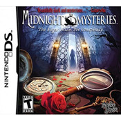 Midnight Mysteries The Edgar Allan Poe Conspiracy Video Game for Nintendo DS