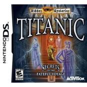 Hidden Mysteries Titanic Video Game for Nintendo DS