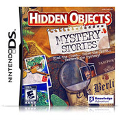 Hidden Objects Mystery Stories Video Game for Nintendo Wii