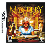 Mystery Tales Time Travel Video Game for Nintendo DS