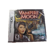 Vampire Moon The Mystery of the Hidden Sun Video Game for Nintendo DS