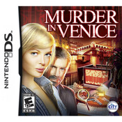 Murder in Venice Video Game for Nintendo DS