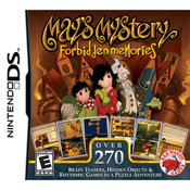 May's Mystery Forbidden Memories Video Game for Nintendo DS