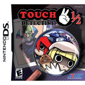 Touch Detective 2 1/2 Video Game for Nintendo DS