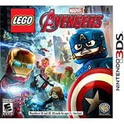 LEGO Marvel Avengers Video Game for Nintendo 3DS