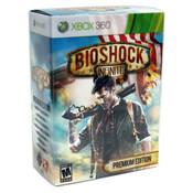 Bioshock Infinite Premium Edition Video Game for Microsoft Xbox 360