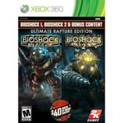 Bioshock Ultimate Rapture Edition Video Game for Microsoft Xbox 360