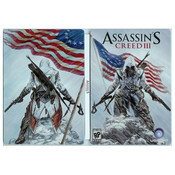 Assassin's Creed III (Steelbook) Video Game for Microsoft Xbox 360