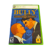 Bully Scholarship Edition Video Game for Microsoft Xbox 360